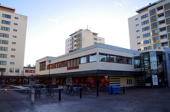 Johannelund centrum